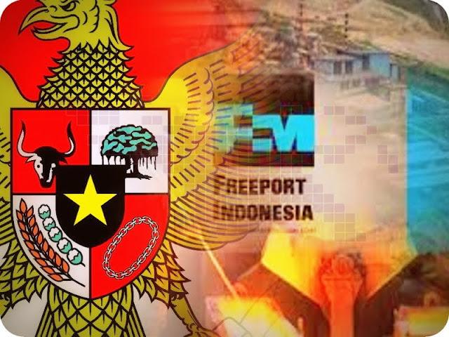 Pemerintah Indonesia Berikan Enam Bulan Freeport Lakukan Ekspor Konsentrat