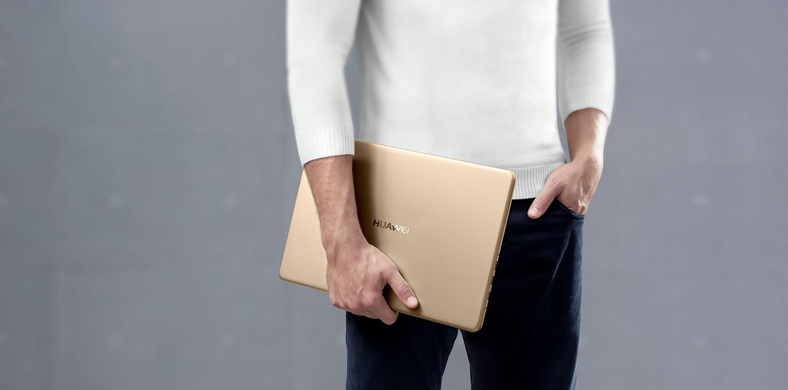 Huawei MateBook D Laptop Tipis Hardware Mumpuni