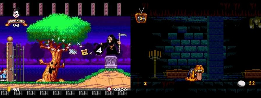 Film Thoughts Memories Sega Genesis