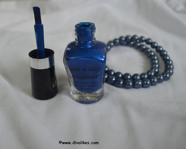 Wet n Wild Megalast Salon Nail Polish Review