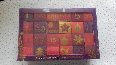 Marks & Spencer Ultimate Beauty Advent Calendar