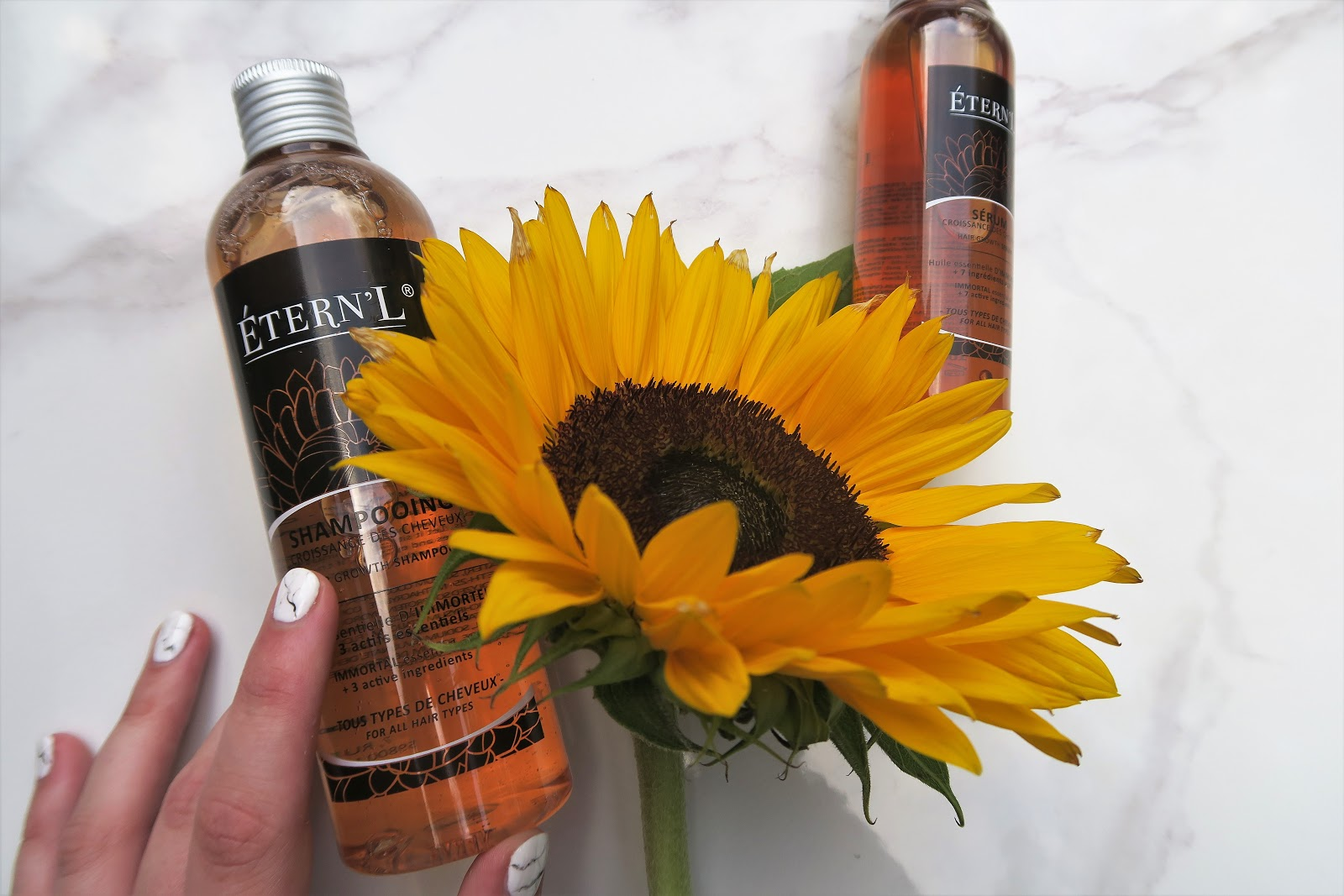 eternl hair growth shampoo serum review blog liquidgrain liquid grain