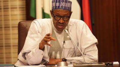 President Muhammadu Buhari Swears In New Permanent Secretaries