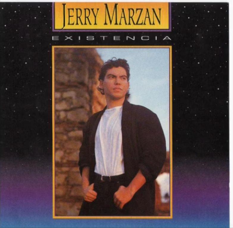 Jerry Marzán-Existencia-