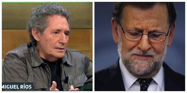 Miguel Ríos en La Sexta