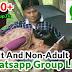 {2018} Hindi, Bengali, Tamil, Malayalam and English (Adult + Non-Adult) WhatsApp Group Links