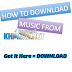 How to Download Music From KHMER9.NET?