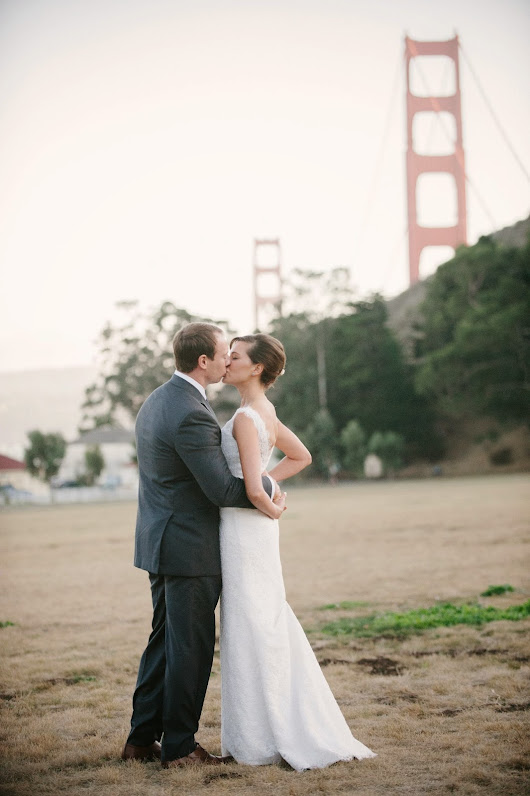 Kacie + Jake | Cavallo Point | Sausalito Wedding