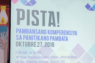 literature event in the philippines pista