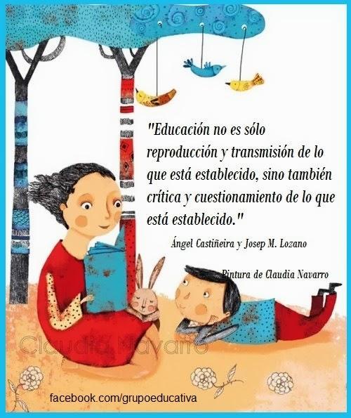 Frases y pensamientos que educan ii for Que es jardin de infancia