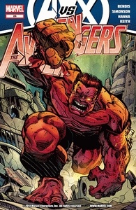 Cover of Avengers 28 Comic eBook