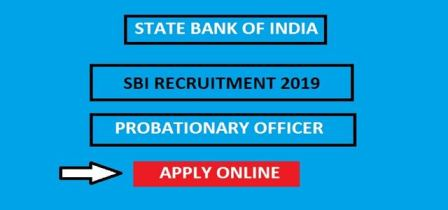 एस बी आई New Recruitment Process 2019 Begins For SBI PO 2000 Posts [URGENTLY]