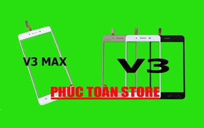 Cảm ứng Vivo V3 và V3 max