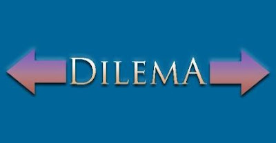 Dilema-Blogger-Setengah-Blogger