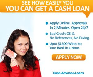 Online Payday Loans & Cash Advances