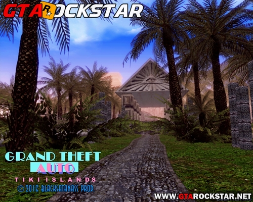 Total Conversion: GTA Tiki Islands BETA V1.0