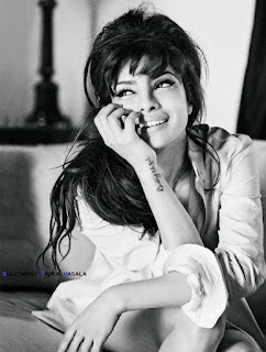 Priyanka Chopra fabulous for Filmfare magazine April 2016