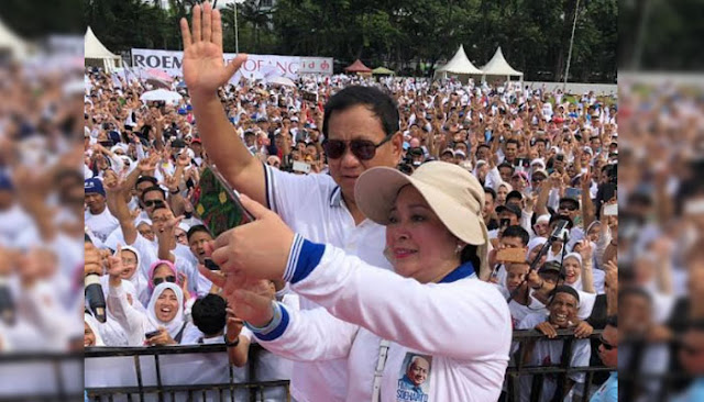 Titiek Soeharto: Prabowo Tunjukkan Komitmen Tulus Membangun Bangsa