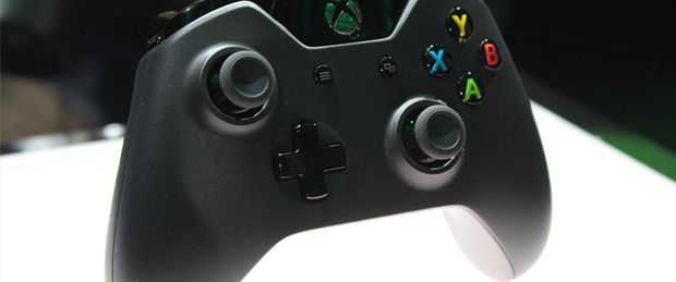 Xbox One: Unboxing the Controller