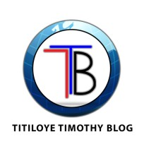 Titiloye Timothy's Blog