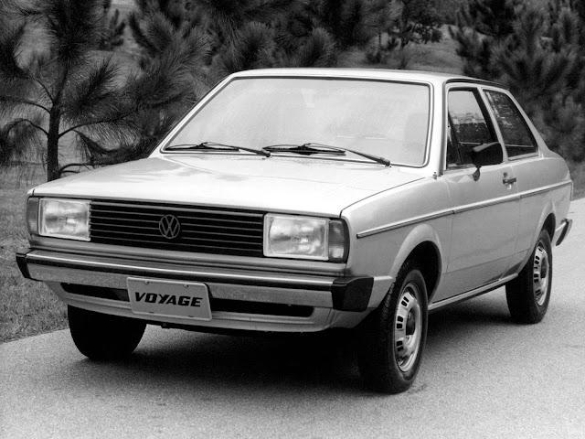 VW Voyage LS 1981