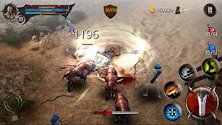 Download Blood Warrior Red Edition V1.0.6 MOD Apk + Data ( Unlimited Gems/Gold )