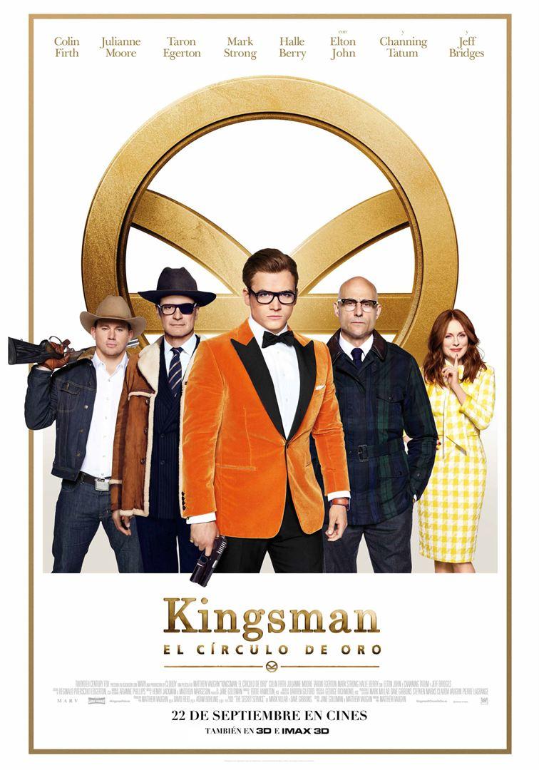 Ver Kingsman 2 El círculo de oro 2017 Online descargar