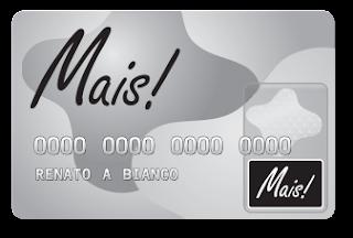 Cartão de crédito Mais!