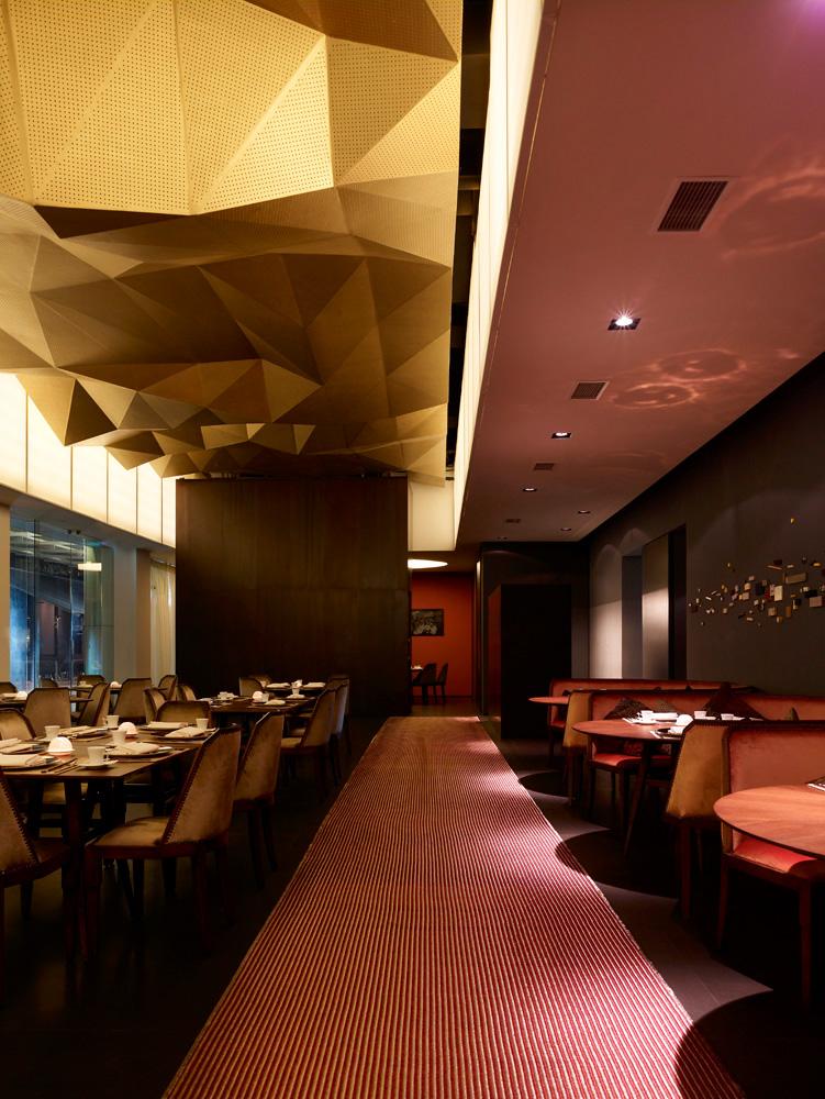 Best Restaurant Interior Design Ideas: Jing Chinese