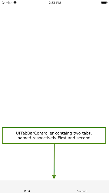 UITabBarController- programattically tutorial in swift