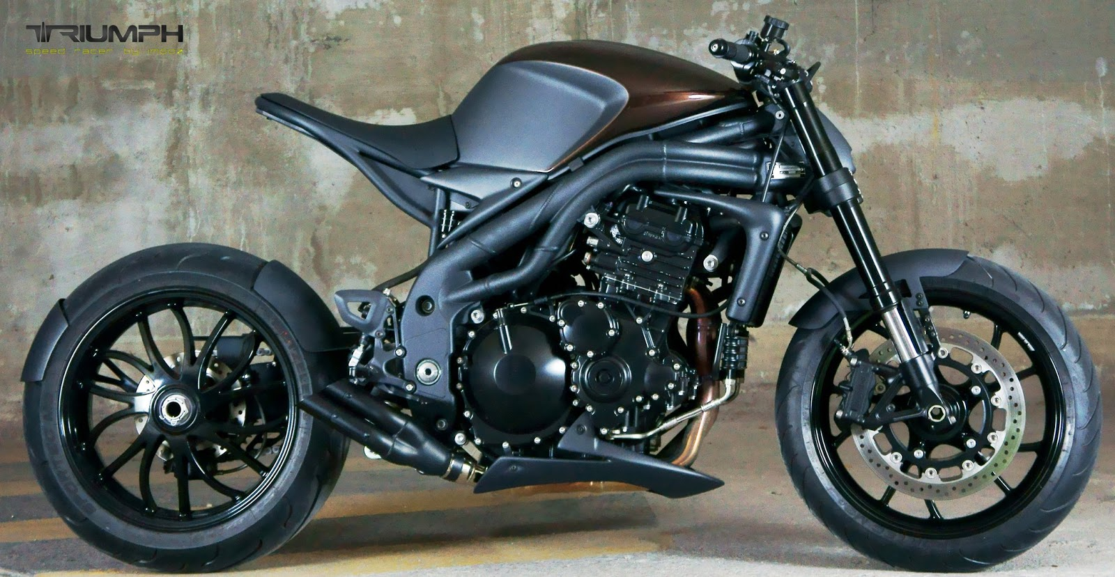 moto mucci daily inspiration triumph 1050 speed triple by impoz design. Black Bedroom Furniture Sets. Home Design Ideas