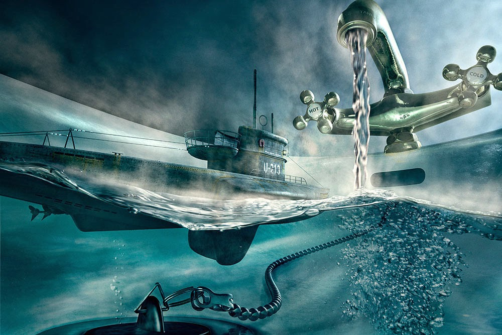 20-Submarine-Uli-Staiger-Photography-and-Digital-Manipulation-in-Surreal-Realities-www-designstack-co