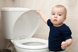 Tips Sukses Toilet Training Pada Anak