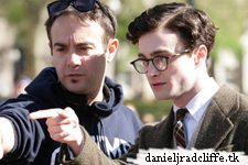"New Kill Your Darlings clip ""The War Awaits"" + two behind the scenes photos and more"