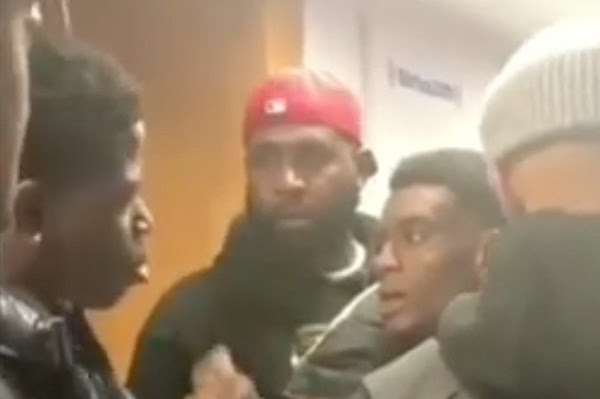 Casanova And Soulja Boy Have A Confrontation In New York