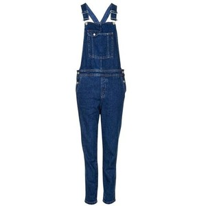 Moto Vintage slim fit overalls, $90 from Topshop
