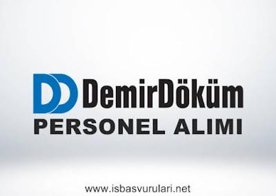 DemirDöküm iş ilanları