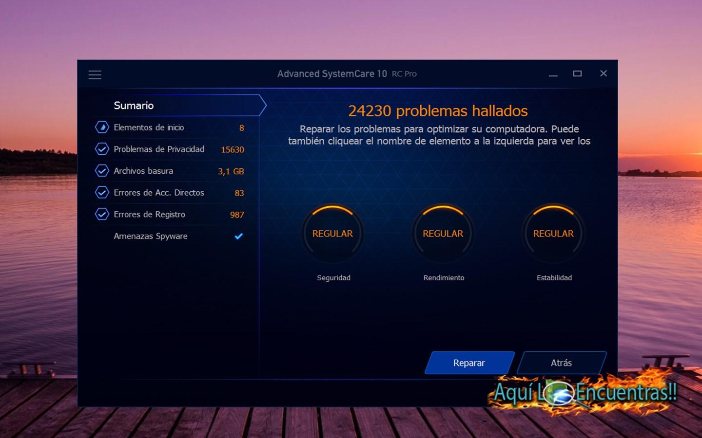 Advanced SystemCare Pro 11