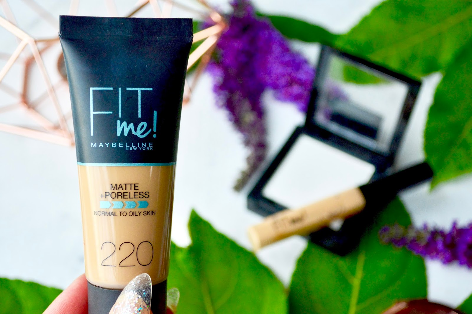 Maybelline Fit Me Makeup Range | Foundation, Concealer & Powder