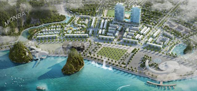 Dự án Mon Bay Hạ Long - bừng sáng vịnh tiên