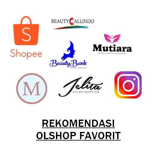 REKOMENDASI OLSHOP MAKEUP DI SHOPEE  FAVORITE ALA MY-MAKEUPDIARY