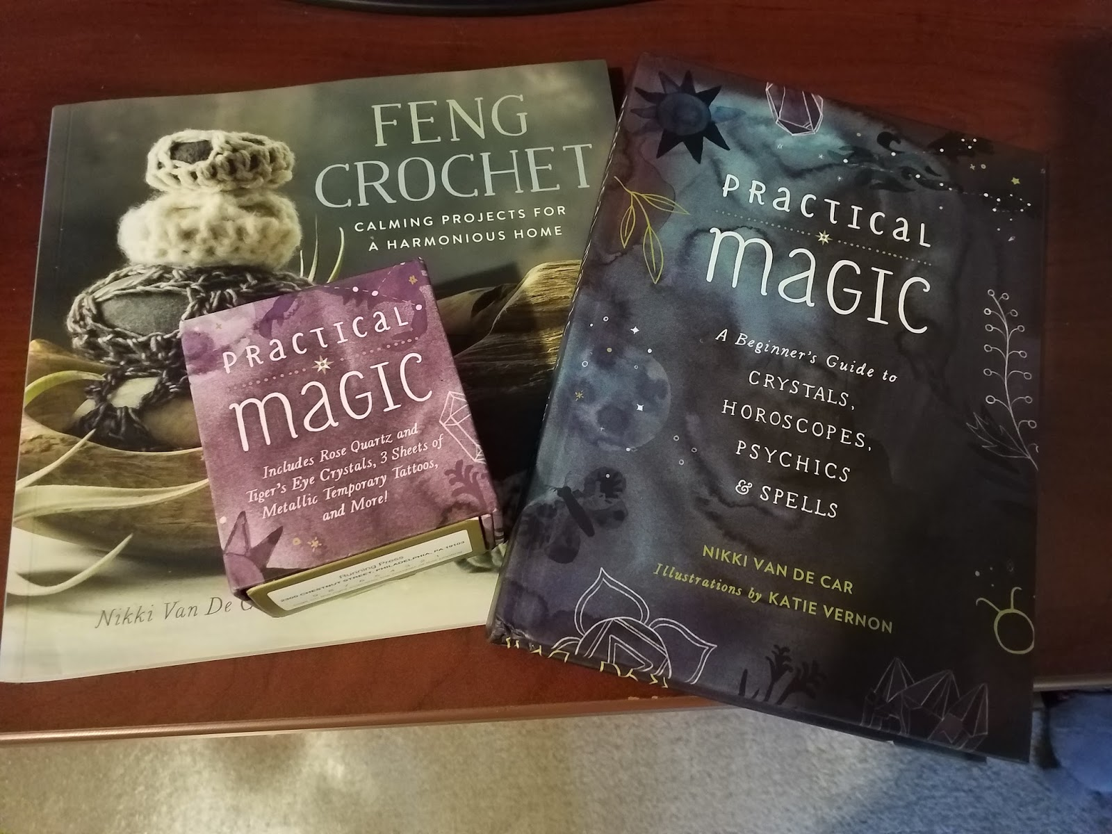 practical magic a beginners guide to crystals horoscopes psychics and spells english edition