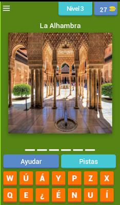 Trivial Android Lugares Patrimonio de la Humanidad