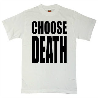 Choose Death Wham Alternative T-shirt