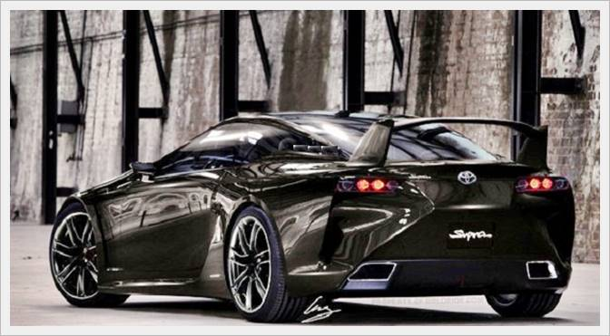 2016 New Toyota Supra Price Usa Toyota Update Review