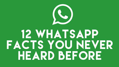 Top 12 Interesting facts about Whatsapp