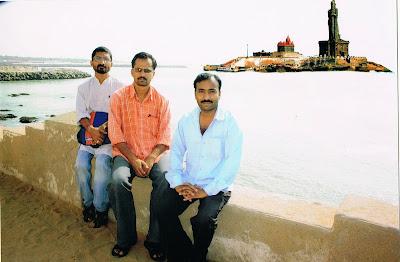 कन्याकुमारी, तमिलनाडु का प्रसिद्द पर्यटन स्थल