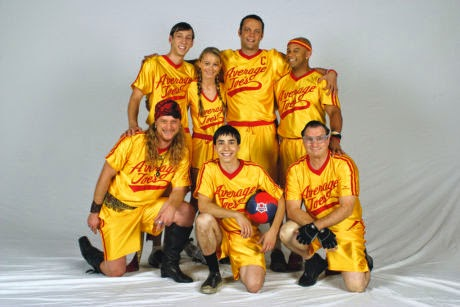 Dodgeball A True Underdog Story movie 2004 cast Average Joes
