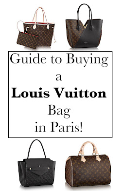 Guide to buying a Louis Vuitton in Paris... Yes, It is cheaper!