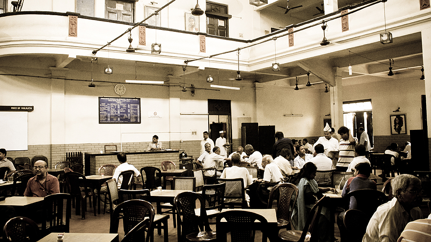 Indian Coffee House in Kolkata is your time machine